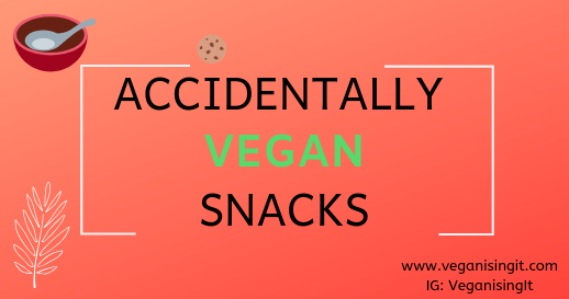 Accidentally Vegan Snacks (UK)