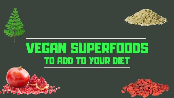 vegan superfoods blog fature image